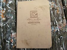 Rite In The Rain 954t Tan 5 By 3 12 Inches All Weather Memo Book Note Pad Paper