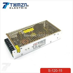 120W 15V Single Output Switching power supply