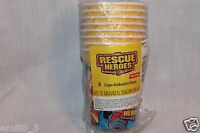 Rescue Heroes 8 Cups Party Supplies