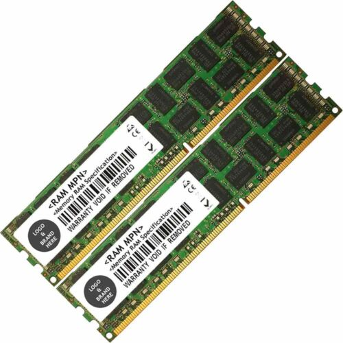 Memory Ram 4 Dell PowerEdge Server T310 2x Lot DDR3 SDRAM
