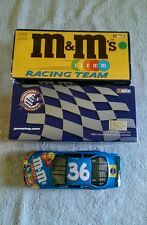 1999 Action Ernie Irvan  M & M Crispy 1:24 Car 1 of 7500