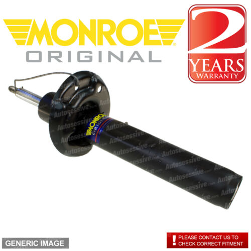 Monroe Front RH LH Original Shock Absorber RENAULT Megane PHASE III 1.9 dCi FWD