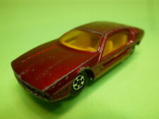 LESNEY MATCHBOX 20 LAMBORGHINI MARZAL - METALLIC RED  - GOOD CONDITION