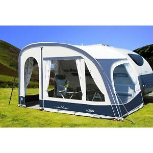 Details about Walker Adria Action Caravan Awning (2019) + Free Storm Straps