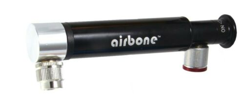 Support-Noir Airbone ZT-724 double fonction CO2 Mini Pompe Incl