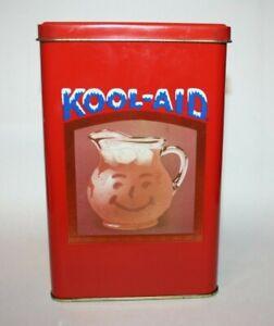 Vintage-Kool-Aid-Tin-Advertising-Memorabilia-Canister