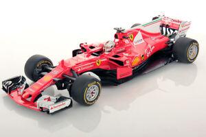 Ferrari SF 70-H #5 S.Vettel Australien 2017 - 1:18 Look Smart
