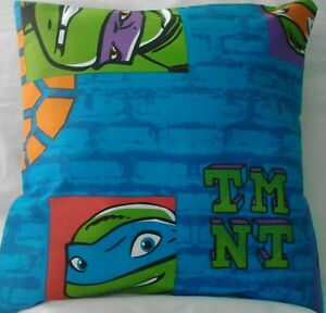 ... -Ninja-Mutant-Turtles-Handmade-cushion-cover-pillow-case-16-x16-inch