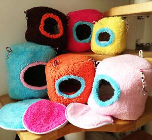 Thick-Hammock-for-Ferret-Rabbit-Rat-Hamster-Squirrel-Parrot-Hanging-Bed-ToyHouse