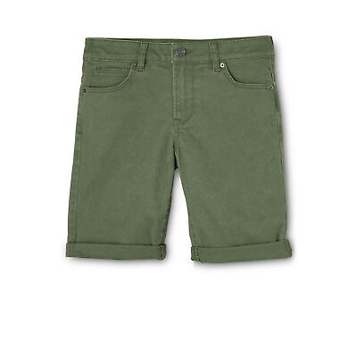 NEW Riders JNR by Lee Boys Slim Jim Short Khaki