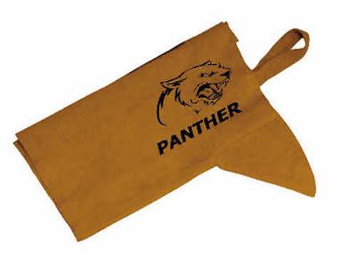Parweld Panther Schweisser Leder Gamaschen Sicherheit Kleidung