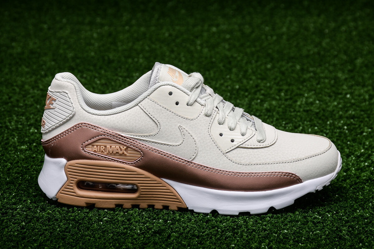 AUTHENTIC Nike Air Max 90 bianca Ultra SE Rose Gold bianca 90 859523 001 Running Donna size 6675cb