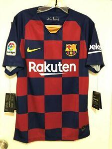 Fc Barcelona 19 20 Home Jersey Ebay