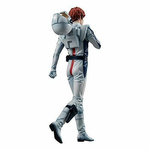 MegaHouse GGG Gundam Char/'s Counterattack Amuro Ray 210mm PVC Figure w// Tracking