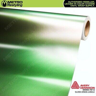 Avery ColorFlow GLOSS URBAN JUNGLE Vinyl Vehicle Car Wrap Film Roll SW900-787-S