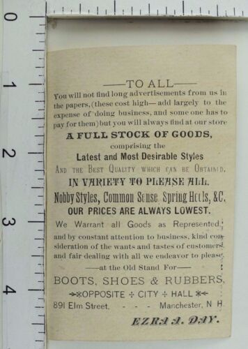 Shoes nuit A P50 Day de Ezra Boots Bonnet gT1tqw