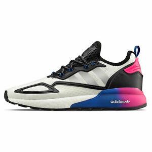 Adidas ZX 2K BOOST Uomo  Scarpe da Ginnastica Sneakers Multicolore