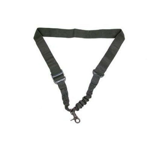 UTAC Tactical Adjustable Single Point Rifle Bungee Sling One 1 Airsoft Duty