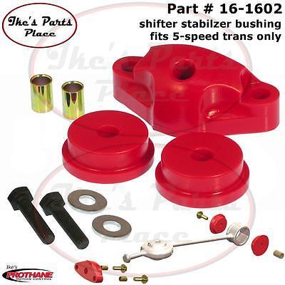 Prothane 16-1602 Rear Shifter Stabilizer Bushing Insert kit for WRX RS Impreza