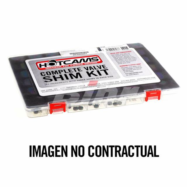 46230: HOT CAMS Pastillas de reglaje Hot Cams (Set 5pcs) Ø7,48 x 1,35 mm