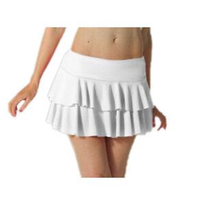 037e80e20e740 Ladies Girls Neon RARA Mini Short Skirt Dance Club Women Fancy Fit ...