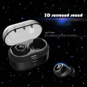 True-Wireless-Bluetooth-5-0-Earbuds-Headphones-In-Ear-Headset-w-Charging-Case