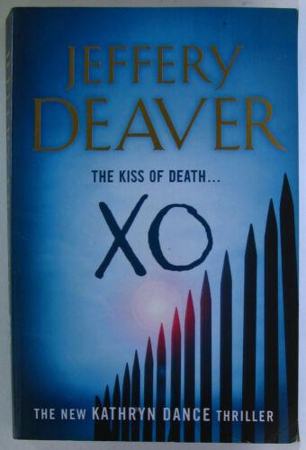 1 of 1 - #JJ17, Jeffery Deaver THE KISS OF DEATH KO, SC GC