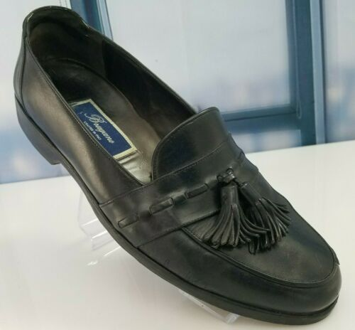 Cole Haan Shoes Bragano Loafer Shoes BLACK Leather