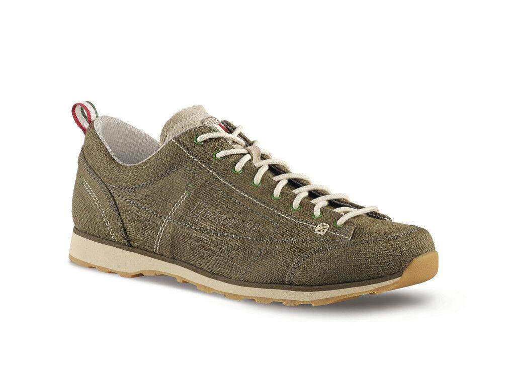 Dolomite Cinquantaquattro 54 canapa Lh Canvas olive canapa 54 scarpe Casual 726cc5