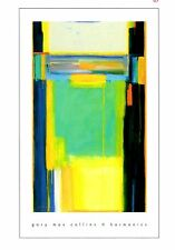 """""""Harmonics"""" 22x36 Open Edition Contemporary Abstract Print from Gary Max Collins"""