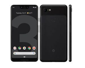 Google-Pixel-3-3-XL-64GB-128GB-4GB-RAM-LTE-Smartphone-Unlocked-AU-Stock