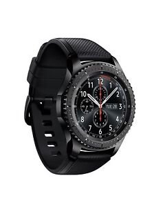 Samsung-Galaxy-Gear-S3-Frontier-Nero-Black-Smartwatch-SM-R760-Wi-Fi-Bluetooth