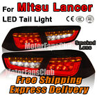 Smok LED Tail Light Lamp Assy For Mitsubishi Lancer Evolution EVO X 08 09 10 11