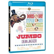 Billy Rose's Jumbo (BD) dvd Blu Ray Dean Jagger, Martha Raye, Doris Day