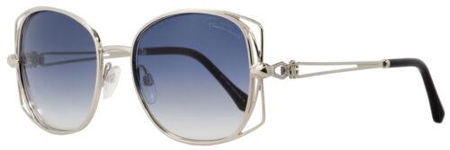 Roberto Cavalli Oval Sunglasses RC1031 Casentino 16X Palladium//Black 55mm 1031