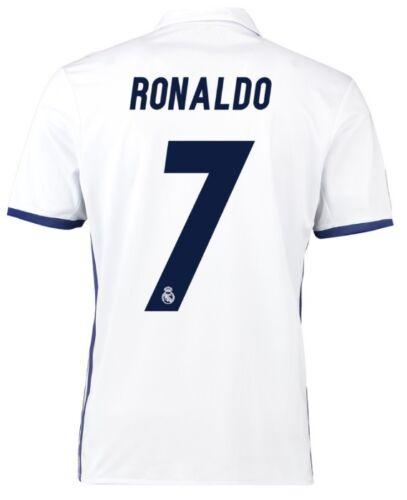 164-3XL Trikot Real Madrid Champions League Final Cardiff 2017 Ronaldo CR7