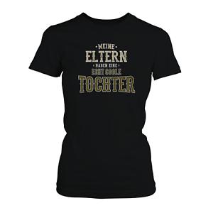 Vraiment Cool Fille T-shirt Femmes Slogan parents cadeau idée fille enfant drôle