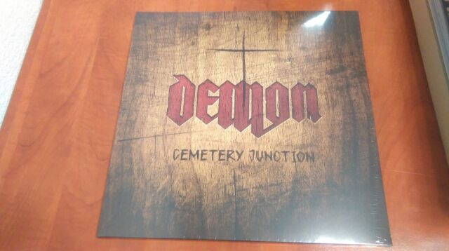 "DEMON ""CEMETERY JUNCTION"" DOUBLE VINYL LP NEW SEALED"