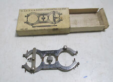 K. &  D. -- L.C.R.  Poising & Balancing Caliper No. 405 - Watchmakers Tool