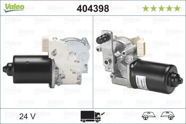 ValeoScheibenwischermotor ORIGINAL TEIL Hinten 582610 Mercedes-Benz