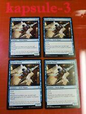 Faerie Vandal X 4 FOIL Throne Of Eldraine Pack Fresh MTG