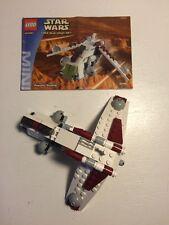 Lego Star Wars 4490 Mini Building SET Republic Gunship 100% Complete