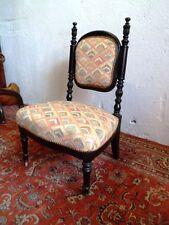 Superbe chaise Napoléon III