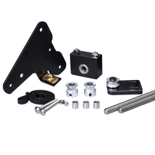 3D Printer Upgrade Kits Creality Ender 3//CR-10 Dual Z axis Stepper Motor CR10