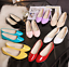 Women-Mutli-Colors-Casual-Comfy-Soft-Ballet-Flats-Slip-On-Shoes-Summer-Autumn thumbnail 12