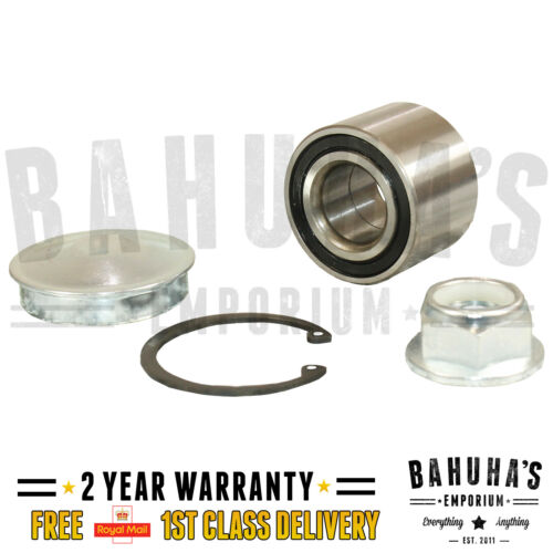 RENAULT CLIO MK1 MK2 MK3 1990-ON REAR WHEEL BEARING WITH DRUM BRAKES 7701205812