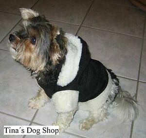 XS-S-M-L-XL-Hundebekleidung-Hundemantel-Hundepullover-Hundejacke-Pulli