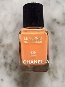 CHANEL LE VERNIS - 538 JUNE NAIL POLISH - LIMITED EDITION - BRAND ...