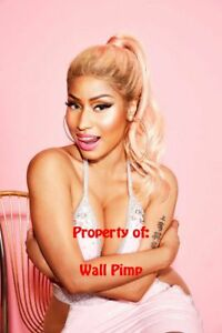 NICKY-MINAJ-Poster-Hollywood-Celebrities-Stars-Idol-Prints-Movie-F
