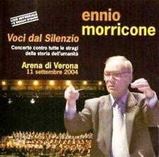 Ennio Morricone: Voci dal Silenzio (2 CD New/Sealed)
